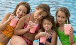 Smoothies are a great way to sneak in extra nutrition into your kid's diet.