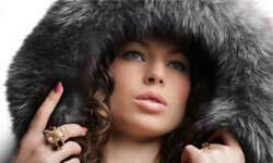 Fur accessories -- real and fake -- were a hot item at almost all of the 2010 fall fashion shows.