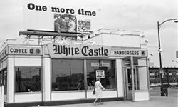 White Castle fries only come in one size. Or at least that's what the Beastie Boys say.