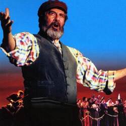 """Topol played the most unforgettable Tevye in """"Fiddler on the Roof."""""""