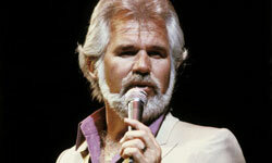 Kenny Rogers is quite the crooner.