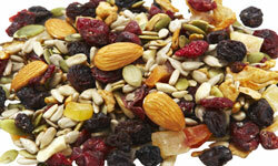 Trail mix will keep your trick-or-treater on a steady energy high.