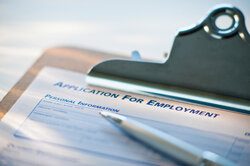 Lenders will often consider employment and salary history in determining a borrower's creditworthiness.