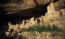 Some consider the cliff dwellings at Mesa Verde National Park in Colorado to be among the first green homes. See more home design pictures.