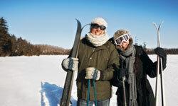 Love to ski? Hit the Alps!