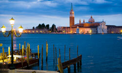 There are few cities more romantic than Venice.