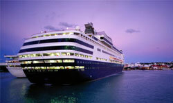 Dinner, dancing and day trips to exciting ports await you on a cruise.
