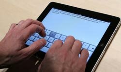 You can do so much more on a iPad than merely type!