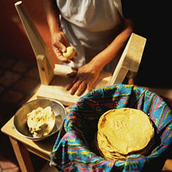 Corn tortillas are easy to make, cheap to buy and filled with countless potential dining uses and options.