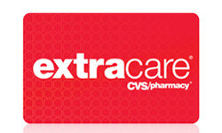 Some stores, like CVS, have a special card that allows members to get discounts and earn rewards.
