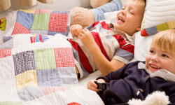 The new generation may love that quilt as much as you did.