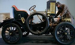 The world's oldest surviving Rolls-Royce