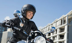 Image Gallery: Motorcycles Suit up -- all that gear will help keep you safe if the worst happens. See more pictures of motorcycles.