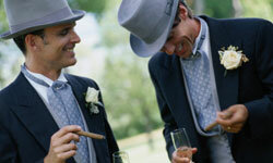 Having a best man at your wedding may seem like a given, but where did the tradition start?