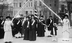 Susanna Madora Salter's participation in her local chapter of the Women's Christian Temperance Union landed her on the mayoral ballot as a joke.