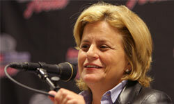 Born in Cuba, Florida's Ileana Ros-Lehtinen became the first Latina woman elected to U.S. Congress in 1989.