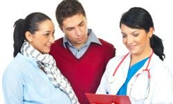 It's possible that both expecting parents will need to undergo the Rh Factor Test.