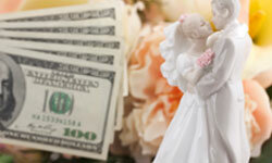 There's really no way around it: You're going to pay a lot for your dream wedding.