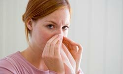 Sniff, blow, wipe…sniff, blow, wipe…It's the seemingly endless cycle of a runny nose.
