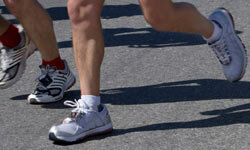 Get plenty of rest, pick the right shoes and take it easy if you want to avoid stress fractures in the early stages of your training regimen.