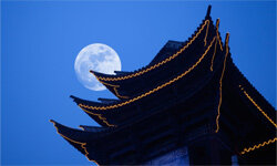 Watch out, moon. Here comes China.