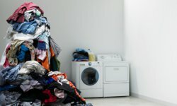 Is laundry ever done? Ever?
