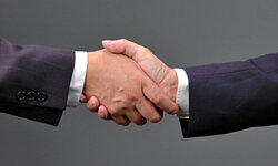 Conflict management skills are vital to your professional survival. Shake hands with your competitors and move on to more important subjects.