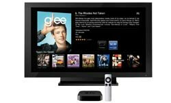 Apple TV offers wireless access to an extensive streaming video catalog.