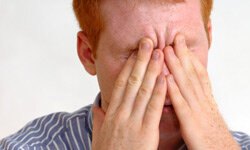 You may think your headache stems from sinus pressure, but stress could be the culprit.