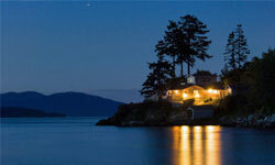 For privacy and crisp air, head to the San Juan Islands.