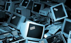 E-waste shouldn't end up in a landfill. Recycle, and you may get some decent scratch for it.