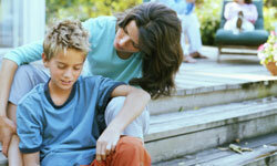 If you think your child is being bullied, contact the school to see what can and will be done to help.