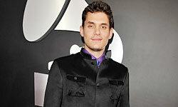 Singer John Mayer rocks a Nehru jacket.