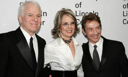 Steve Martin, Diane Keaton and Martin Short create hilarious laughs in 1995's Father of the Bride Part II.