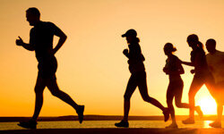 Want to establish an athletic tradition for your family? Running together is a good start.