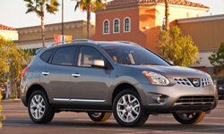 The 2011 Nissan Rogue