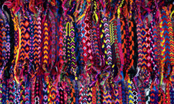 The kids can have fun trading their bracelets after they've made them, too.
