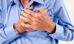 Heart attacks don't discriminate based on renown. See more heart health pictures.