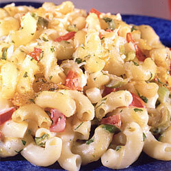 No surprise here -- cheese is our favorite pasta pairing. See more comfort food pictures.