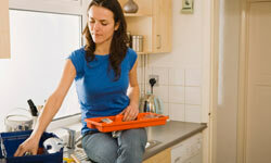 Doing home repairs yourself can save you hundreds of dollars.