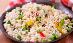 Dinner cooked in just one pan makes cleanup a lot easier! See more easy weeknight meals pictures.