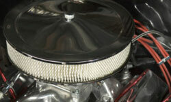 You can add a secondary air filter to what's already in your car to improve efficiency.