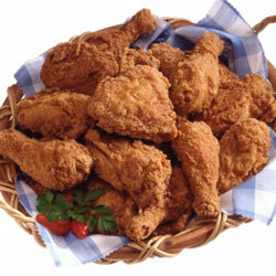 Fried chicken is a staple of picnics, potlucks and Sunday dinners.
