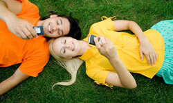 After heavy criticism, the mobile-phone industry has started going green.