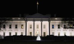 Abraham Lincoln's ghost still hangs around the White House, particularly in the Lincoln bedroom.