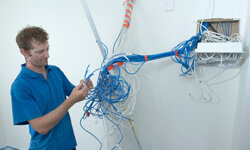 Wires can be incredibly dangerous if you don't know what you're doing.
