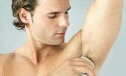 A mildly scented or unscented deodorant will help your personal hygiene. If you're adding a cologne, don't overdo it. See more men's health pictures.
