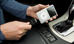 According to Apple, more than 90 percent of new cars sold in the United States have an option for iPod connectivity.