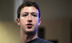 Mark Zuckerberg, seen here at a November 2010 press conference, strikes some people as arrogant.