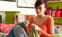 Is knitting your No. 1 favorite thing to do? If you play your cards right, you might be able to make a profit.